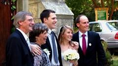 Wedding family pics.