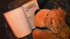 Boris and the Chambers Encyclopedia