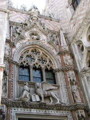 Front of the Doge's Palace