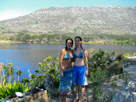 Walking at Silvermine